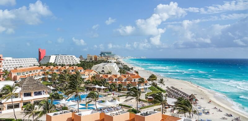 Cancun-Travel guide for vegans
