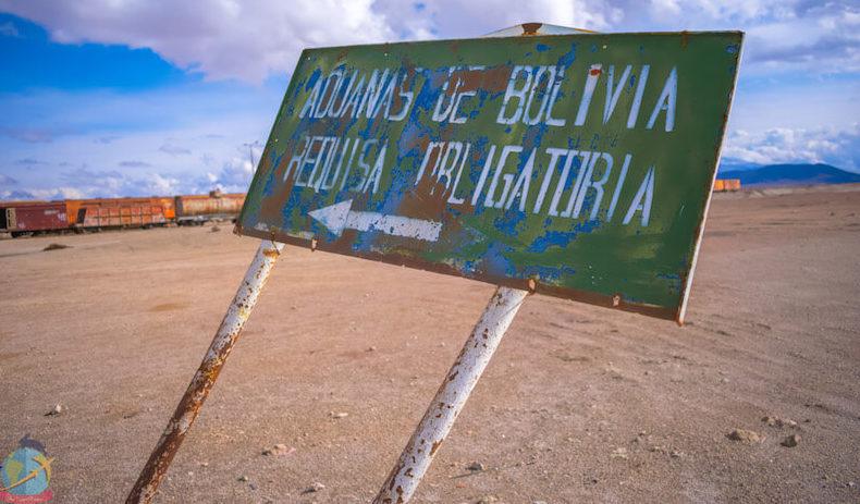 Frontera de Bolivia y Chile